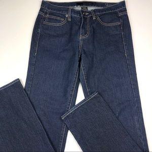 Calvin Klein Dark Wash Skinny Jeans Womens Size 6